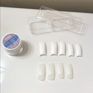 Acrylic Powder and Nail set